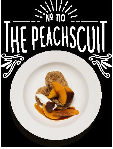 The Peachscuit