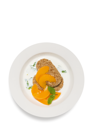 The Minty Peach