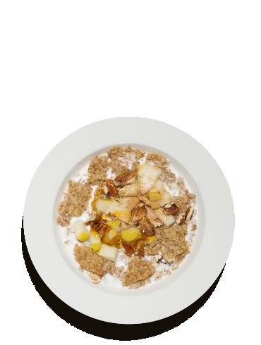 The Pretty Puddin'