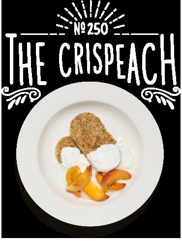 The Crispeach