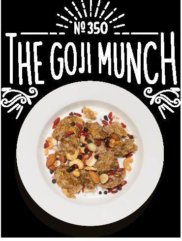 The Goji Munch