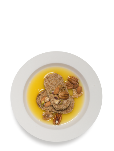 The Orange Nut