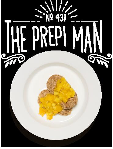The Prepi Man