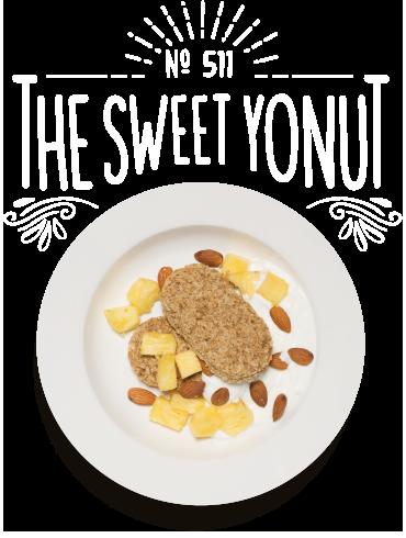 The Sweet Yonut