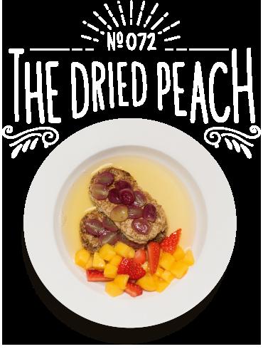 The Dried Peach
